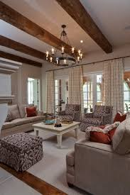 lighting for beamed ceilings. different styles for the living room lighting beamed ceilings