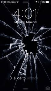Broken Screen Wallpapers For Apple IPhone 5, 6 And 7