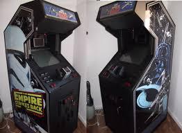 Star Wars Cabinet The Star Empire Strikes Back Wars