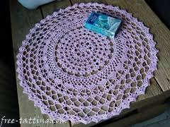 Crochet Doily Patterns Classy Free Crochet Doily Patterns