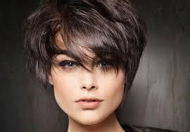 موديلات شعر قصير احدث موضات الشعر القصير عيون الرومانسية