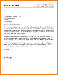 10 Administration Cover Letter Examples Utah Staffing Companies
