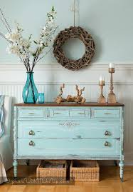 turquoise painted furniture ideas. Modren Painted Painting Furniture Ideas Color Ocean Breeze Blue Chalk Paint With  Distressing And A Dark Wax Natural With Turquoise Painted Furniture Ideas