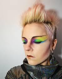 makeup ideas punk makeup 80s punk makeup makeup monday 80u0026 39 s