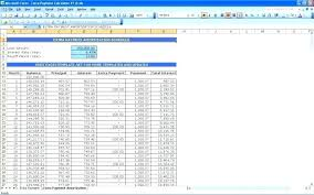 Free Excel Mortgage Calculator Amortization Calculator Excel Download Mortgage Amortization
