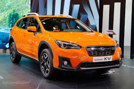 2018 subaru xv red.  2018 2018 subaru xv debuts in geneva as imprezau0027s rugged brother and subaru xv red r