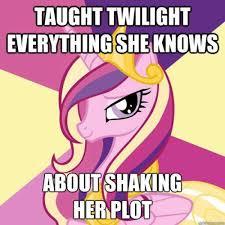 my little pony memes | Tumblr via Relatably.com