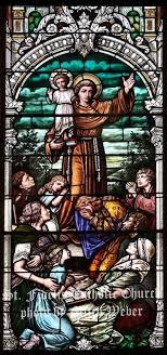 st fidelis catholic church victoria kansas history st fidelis church stained glass windows