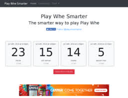 Play Whe Chart At Top Accessify Com