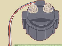 how to check an unresponsive ignition on a murray electric start image titled check an unresponsive ignition on a murray electric start lawn mower step 2