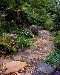 Small Picture 2653 best Backyard Pathways images on Pinterest Gardens Garden