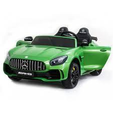 Купить <b>детский электромобиль</b> Mercedes-Benz AMG