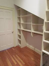 storage solutions sloped ceilings