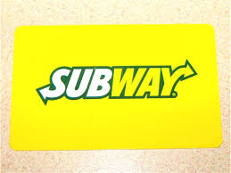 subway eat fresh sandwich restaurant gift card of subway jpg 1600x1199 subway card