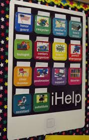 17 best ideas about classroom jobs board class jobs teal bulletin board border love this ihelp classroom jobs board
