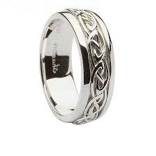 Mens Celtic Wedding Rings Celtic Wedding Bands