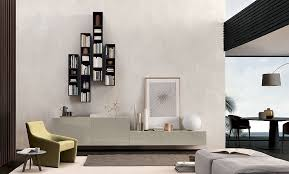 view in gallery stylish wall unit for the trendy modern home
