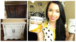 paint furniture without sandingDIY How to Repaint your Furniture WITHOUT Sanding  thataylaa