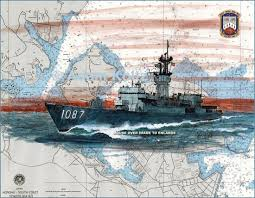 Us Navy Ships On Charts Little Art Treasures