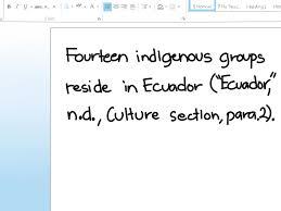Apa Essay Citation Citation Format Thesis Resume Pdf How To Cite