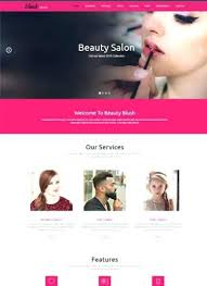 Salon Application Template Beauty Salon Application Template Astonising Salon Application