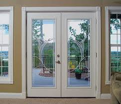 image of french patio doors exterior