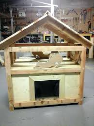 build a cat house awesome build cat house plans 2 build your own insulated cat house