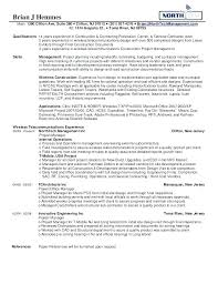 General Contractor Resume Samples Best Of Building Contractor Resume Examples Building Contractor Resume