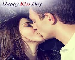 Kiss Me Wallpaper Hd - Happy Kiss Day ...
