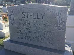 Alicia Begnaud Stelly (1859-1955) - Find A Grave Memorial