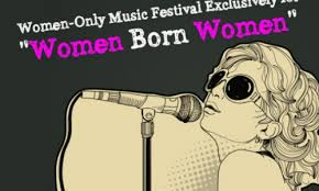Photo slideshow from the michigan womyn's music festival, features a song titled wonder (feat. Trans Discrimination At Michigan Womyn S Music Festival