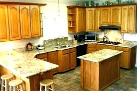 average cost to replace kitchen with granite feat how much does countertops install new counter
