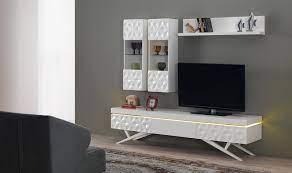 Royal Beyaz Tv Ünitesi | Modern Tv Üniteleri | Mobilya, Tv ünitesi,  Furniture