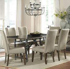 dining room chairs nailhead dining chairs dhi nice nailhead upholstered dining chair