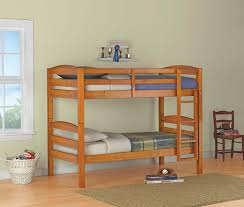 Dorel Asia Bunk Bed Pine With Beds For Small Places