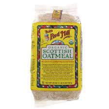 bob s red mill organic scottish oatmeal 567g