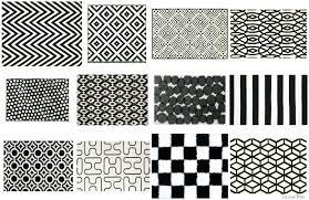 black and white geometric rug bold black and white rugs black and white geometric rugs this