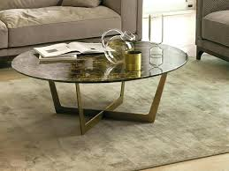 round entry table coffee collection by living room marble used tables for