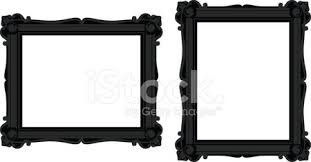 Black ornate frame Elegant Black Ornate Frames 365psdcom Black Ornate Frames Stock Vectors 365psdcom
