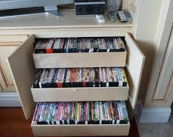 Have Too Many DVDs Try These Clever DVD Storage Ideas For Diy Dvds