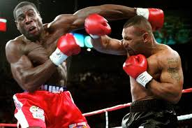 Image result for boxing infighting