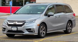 Honda Odyssey North America Wikipedia