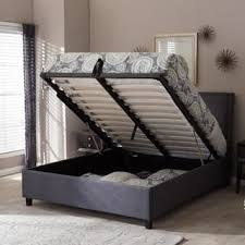 Platform Bed Queen For Less Overstock