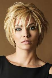 Short Hairstyles For Women With Thick Hair 39 Awesome 24 Fashionable Layered Short Hairstyle Ideas WITH PICTURES