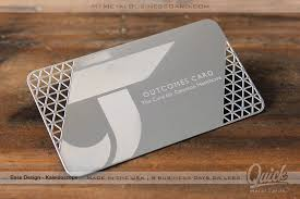 Steel Business Cards Quick Metal Cards World Leader In Metal Business Cards
