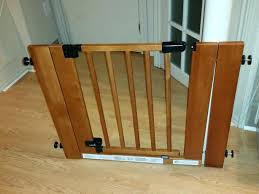 pressure baby gate wooden pressure mounted baby gate