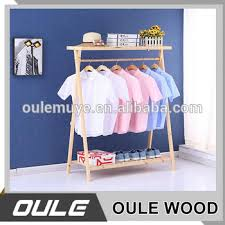 Magnetic Coat Rack Inspiration Solid Oak Wood Portable Coat Hanger Rack Living Room Furniture