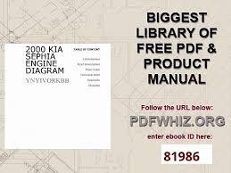 2000 kia sephia engine diagram video dailymotion