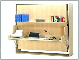 twin murphy bed desk. Desk Best Fold Down Table Ideas On Wall Regarding Bed Prepare Twin Murphy  With Combo Examples