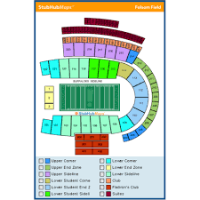 Cu Folsom Field Seating Chart Dead Company At Folsom Field On